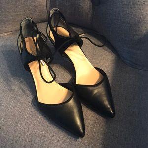 Franco Sarto Bow Tie Heels
